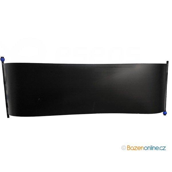 Solární ohřev bazénu - deskový panel 0,8 x 1,5 m