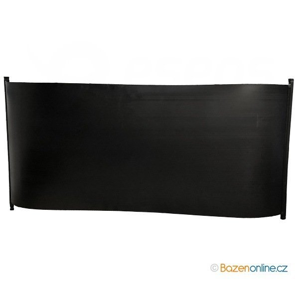 Solární ohřev bazénu - deskový panel 1,2 x 2,5 m