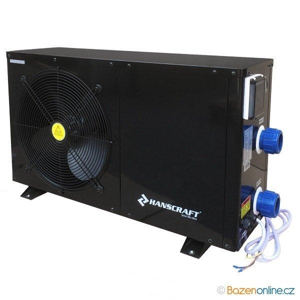 Bazénové tepelné čerpadlo Hanscraft Hitachi Elite 25