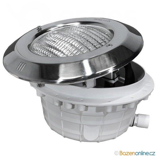 Bazénové světlo Astral 300W pro betonové bazény nerez