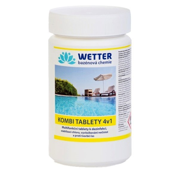 Kombi tablety 4v1 1,2 kg