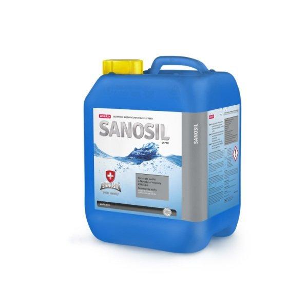 Aseko Sanosil SUPER 5 litrů