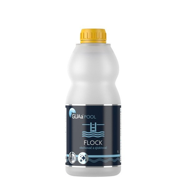 GUAa POOL FLOCK 1 litr