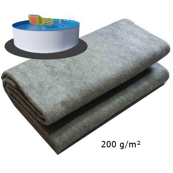 Podložka pod bazén 3,66m 200g/m2 ze dvou kusů