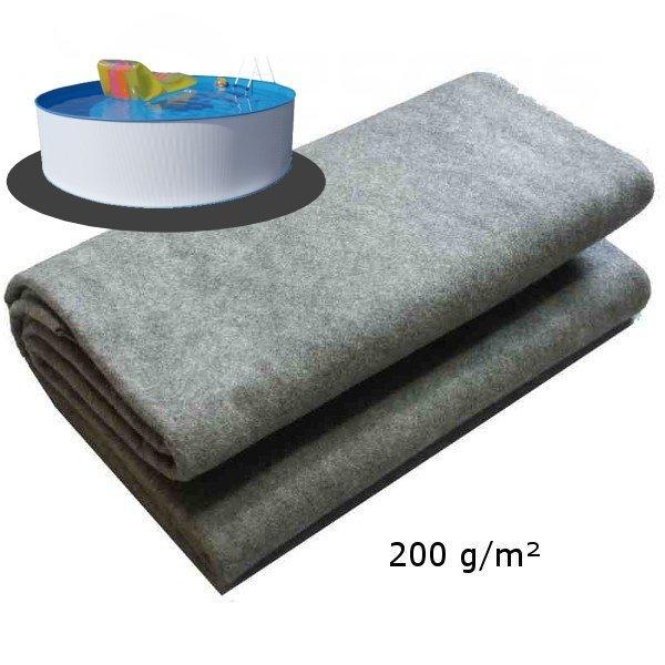 Podložka pod bazén 3,05m 200g/m2 ze dvou kusů
