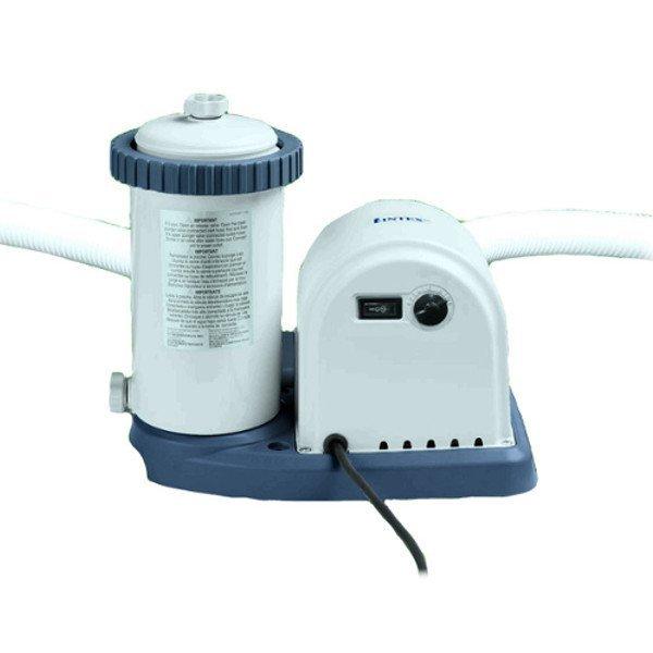 Kartušová filtrace Intex pro bazény 5,7 m3/h