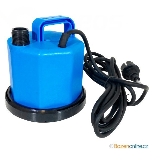 Čerpadlo FLAT TPX 3200 pro úplné vypuštění bazénu
