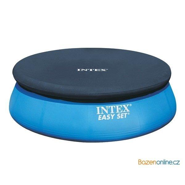 Lehká krycí plachta Intex na nafukovací bazény 244 cm