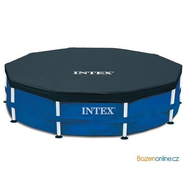 Lehká krycí plachta Intex Frame na bazény 457 cm