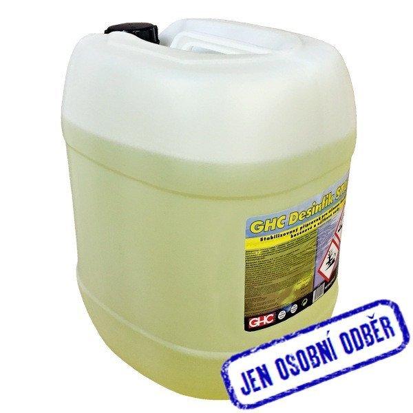 GHC chlor Desinfik STABIL 30 litrů