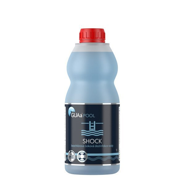 GUAa POOL SHOCK 1 litr