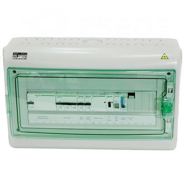 Automatika F1E12S filtrace / světlo / ohřev