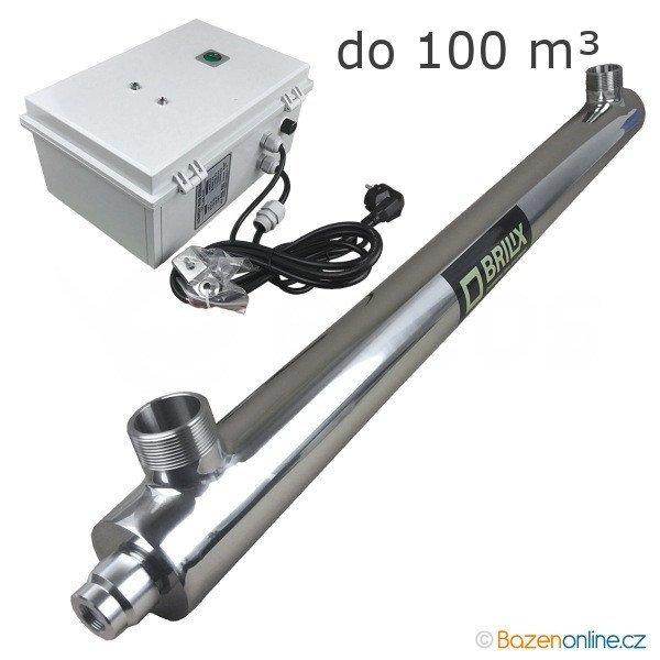 UV lampa - SP-V 2x85W