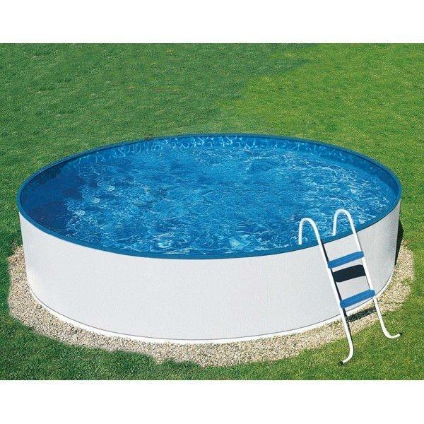 Nadzemní bazén Splash 3,6 x 0,9 m schůdky a filtrace v ceně