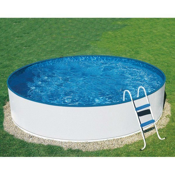 Nadzemní bazén Splash 4,6 x 0,9 m schůdky a filtrace v ceně