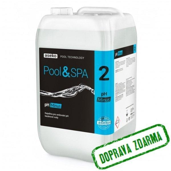 Aseko pH minus 20 litrů