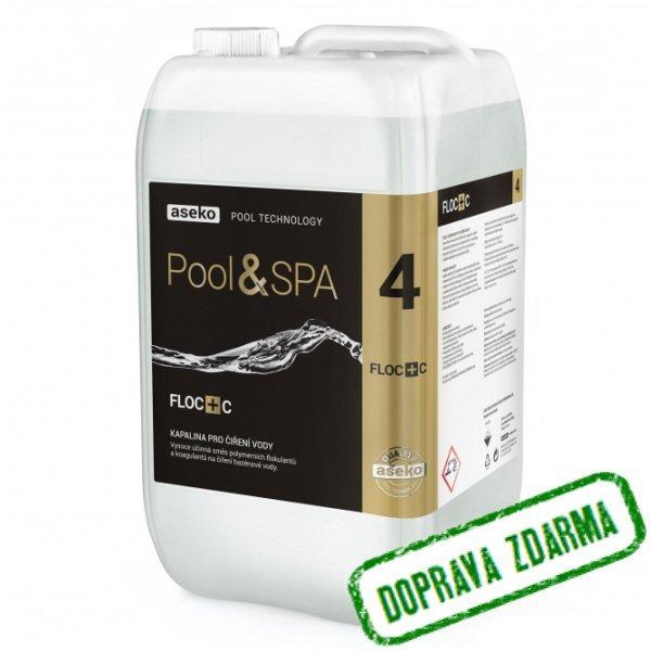 Aseko floc+c 20 litrů
