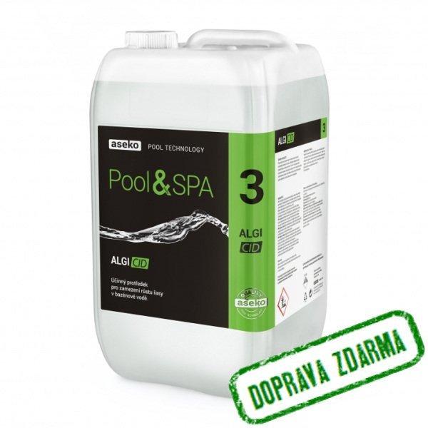 Aseko Algicid 20 litrů