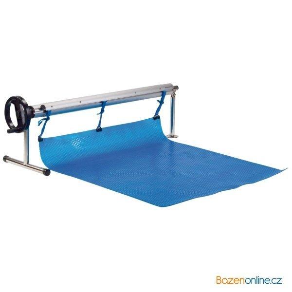 Otočný bazénový naviják s kolem šířka 2,7 – 4,4 m