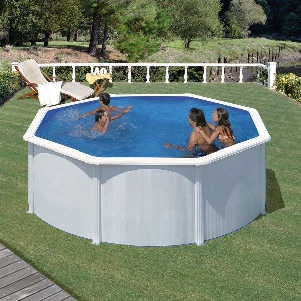 Nadzemní bazén GRE Fidji kruh 3,5 x 1,2 m