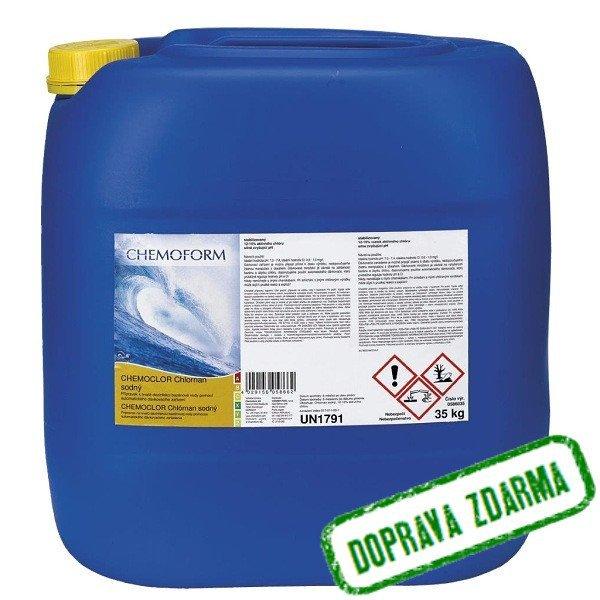 Chemoform CHEMOCLOR Chlornan sodný - 35 kg