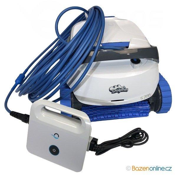 Bazénový vysavač Dolphin S200 s košíkem