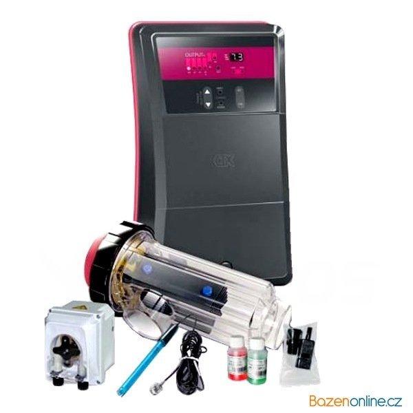 Solinátor CTX Go Salt 21 s dávkováním pH