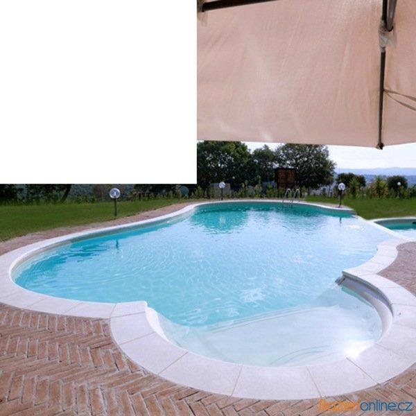 Bazénová folie ELBE bílá SBG 150 Klasik 165 cm
