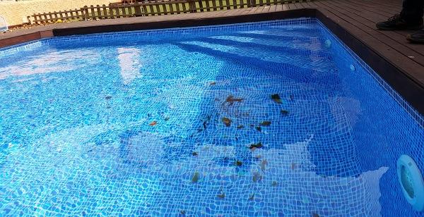 Bazén s mozaikovou fólií Cefil MEDITERRANEO