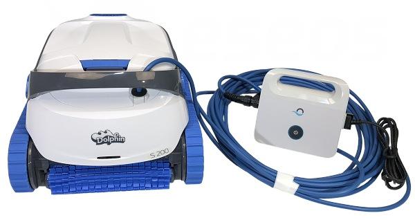 Bazénový robot Dolphin S200