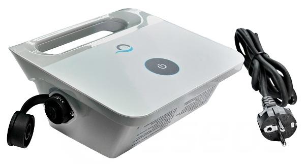 Ovládání automatického vysavače Dolphin S200