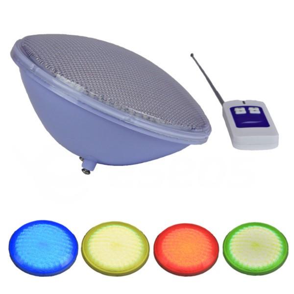 LED žárovka 18W do bazénu s dálkovým ovládáním