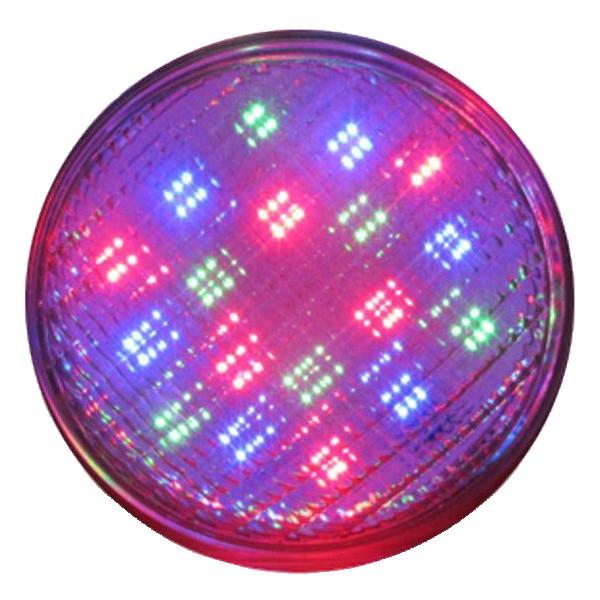 LED žárovka barevná 40 W s dálkovým ovládáním