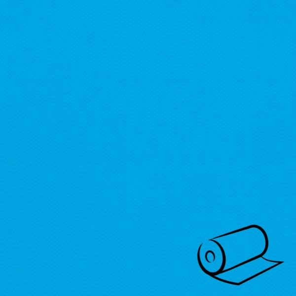 Bazénová fólie DLW Delifol modrá 165 cm