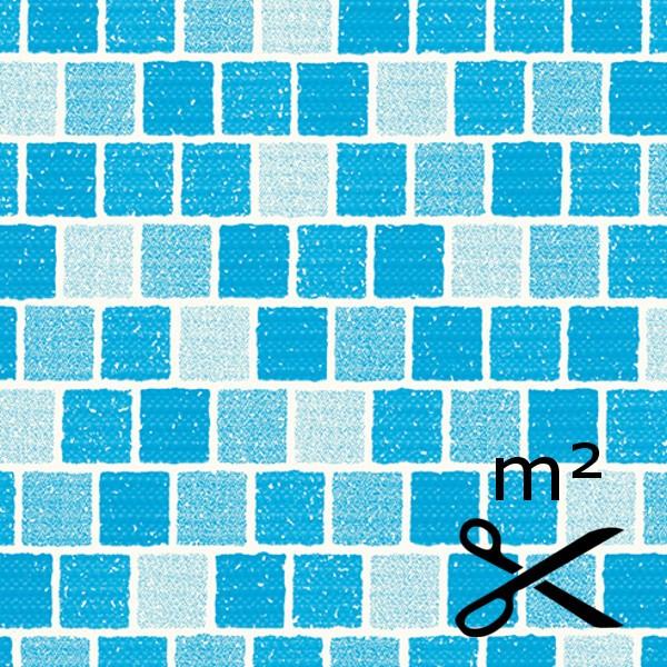 Bazénová fólie DLW Delifol mozaika 165 cm - metráž