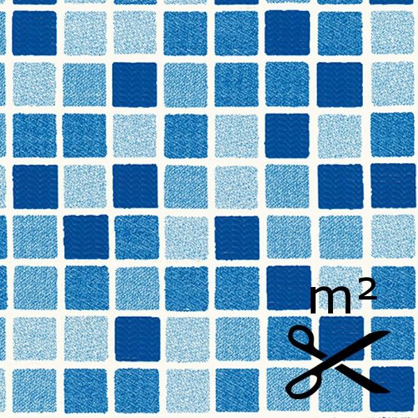Bazénová fólie DLW mozaika Aqua 165 cm - metráž