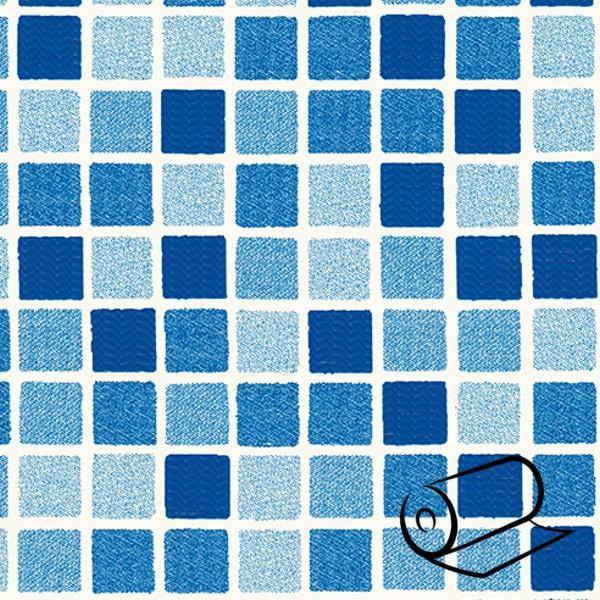 Bazénová fólie DLW mozaika Aqua 200 cm