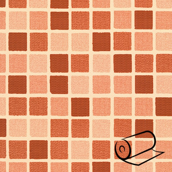 Bazénová fólie DLW mozaika Terra 200 cm
