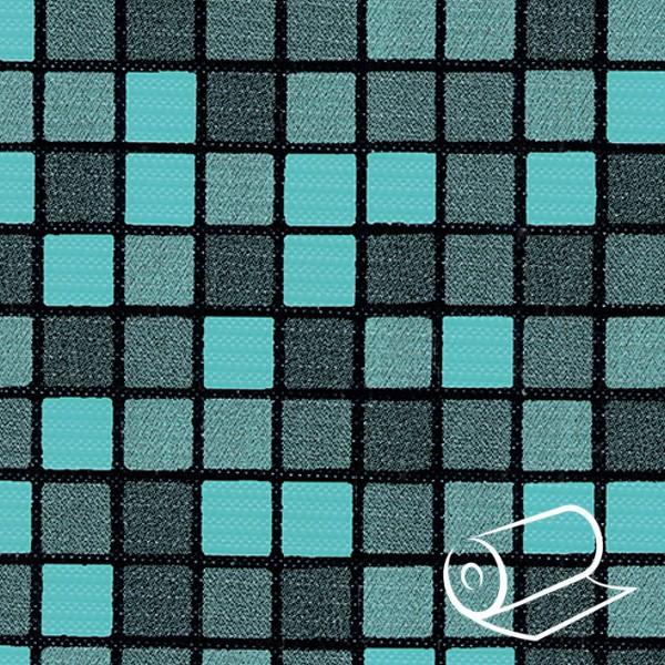 Bazénová fólie DLW mozaika orient 165 cm