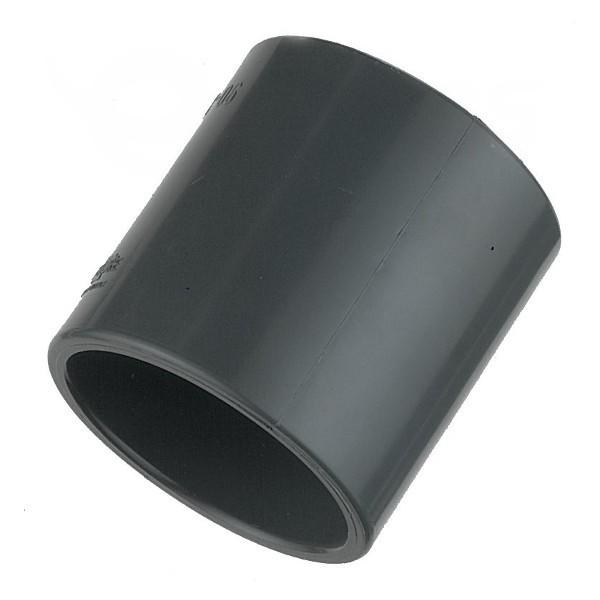 Spojka – nátrubek PVC 63 mm lepení/lepení