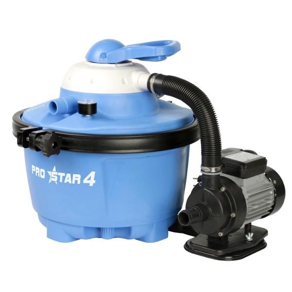 Písková filtrace ProStar 4 - pro bazény do 20 m3