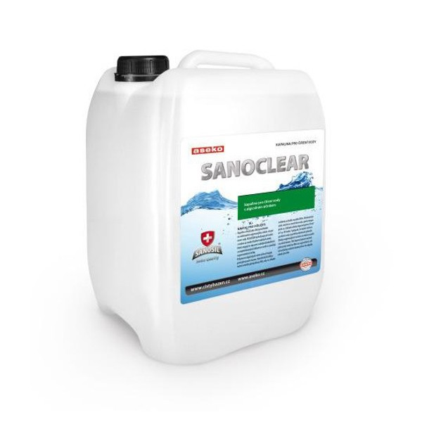Sanoclear 5 litrů