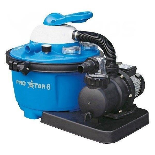 Písková filtrace ProStar 6 - pro bazény do 30 m3