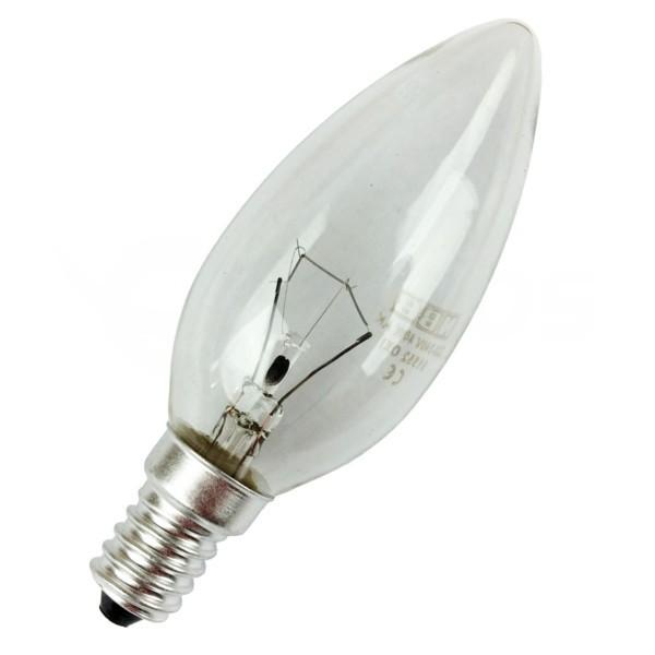 Žárovka do saunových světel 40W E14
