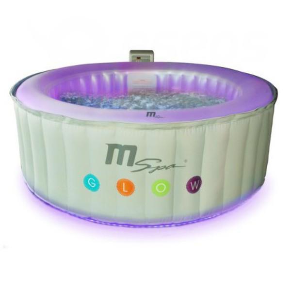 Nafukovací vířivka MSpa Oasis M-022LS Glow LITE
