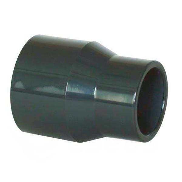 PVC dlouhá redukce 90/75/63 mm - lepení/lepení