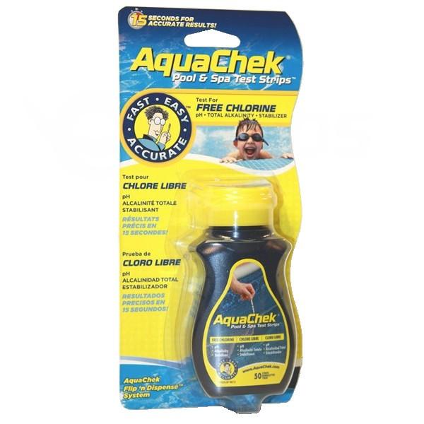 Proužkový tester AquaChek 4v1
