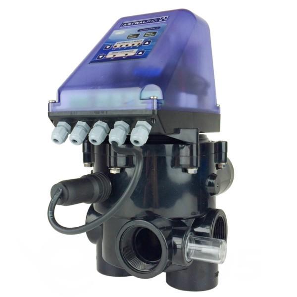 """Automatický ventil pro filtrace - boční 1 1/2"""""""