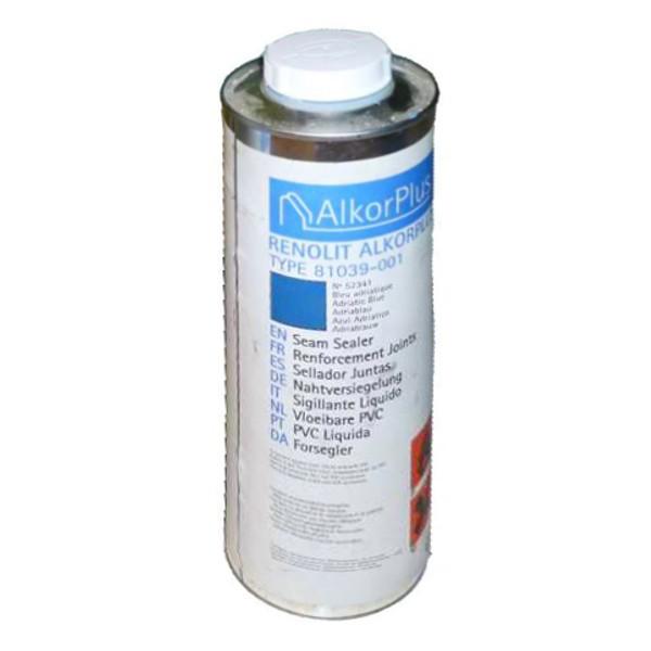 Alkorplan tekutá zálivka adria modrá 1 litr