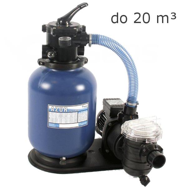 Filtrace KIT 300 s čerpadlem Swimmey - 4,5 m3/ hod